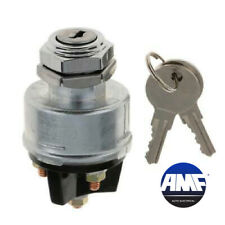 New Ignition Lock Cylinder 4 Position Switch fit 46-58 Jeep Willy - US14