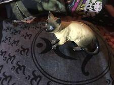 BESWICK Sealpoint Adorable Siamese Cat Figurine England