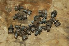 1962 1963 63 1964 64 FORD F100 TRUCK 6 CYLINDER 223 ENGINE OIL PAN BOLTS