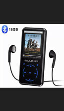 Mp3 Player 16Gb Mp3 Player with Bluetooth 4.0 Portable HiFi Lossless Sound Mp.