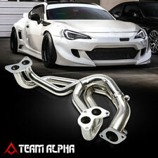 Fit 2013-2020 FRS/BRZ/86 FA20 4UGSE 4E86[STAINLESS STEEL]Exhaust Manifold Header