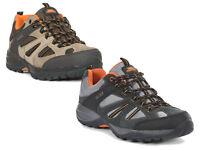 Trespass  Benjamin Mens Waterproof Walking Trail Sports Shoes Trainers