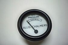 68444 70207834 OIL PRESSURE GAUGE for Allis-Chalmers Tractor B C CA G WC WD WD45