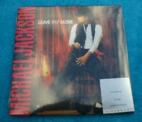 "Michael Jackson Dual Disc "" LEAVE ME ALONE "" Visionary CD DVD Video NEU OVP"