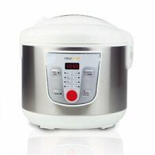 NEWCOOK Robot de Cocina Multifunción, Capacidad 5 Litros,8 Menús Preconfigurados