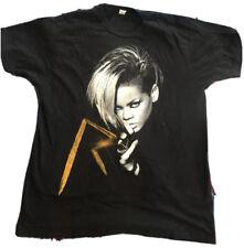 Rihanna Last Girl On Earth Tour Shirt 2010 Vintage Official Print Large #2D #Dp