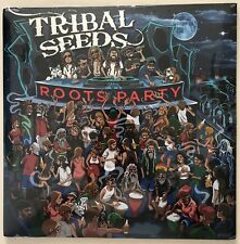 Tribal Seeds 'Roots Party' LP Record (2017) - Reggae - Brand New Sealed - Rare!