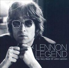 John Lennon Lennon legend Very Best Of CD NEW Imagine Instant Karma