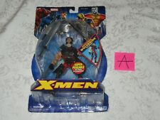 Toy Biz X-Men Classics Super Poseable Ninja Strike Wolverine Logan w/ Weapons A