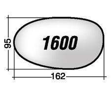 PIASTRA CON SPECCHIO DX RETROVISORE - Fortwo a 2006 SMART - 1600DP