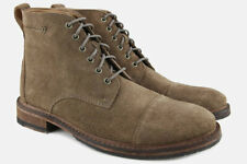 Clarks Mens Clarkdale Bud Boot Khaki Suede Size:9 Brand New in Box