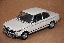 RARITÄT BMW 2002 tii in weiß  1:18 Kyosho OVP
