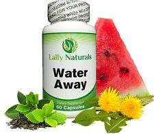 Natural Diuretic Water Pill with Dandelion, Potassium & Green Tea to Lose Wat...