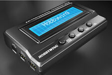 Hobbywing 3in1 Multifunction Professional LCD Program Box with Voltage Detection