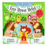 Tree House Hotel Pop Up Book Maggie Bateson & Karen Wall