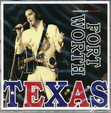 Elvis Collectors CD - Fort Worth Texas