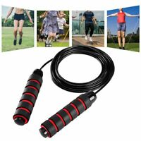 Starwood Sports Speed Skipping Rope for Fitness Suitab Adjustable 10 ft Cable