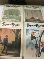4 FARM AND RANCH MAGAZINES 1938 LOT 2