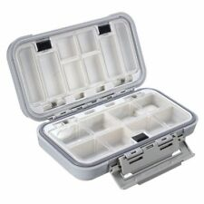 Waterproof Compartments Fly Fishing Lures Case Hooks Box Fishing Accessories HOT
