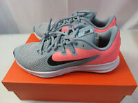 New Youth Girls Nike AR4135-402 Downshifter 9 GS Sneakers Shoes Size 5.5Y Lava