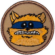 Cool Boy Scout Patches- Ninja Pomeranian Patrol! (#262)