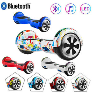"""Hoverboard 6.5"""" Electric Scooters Bluetooth Balance Board Self-balancing Scooter"""