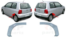 FOR VW LUPO 98-05 , SEAT AROSA 97-04 REAR SIDE FENDER ARC PART FOR WELDING PAIR