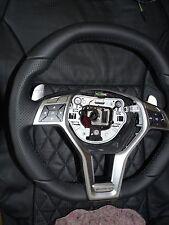 Mercedes e55 e63  AMG leder lenkrad cls w218 w156 performance c63 w204