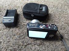 Panasonic LUMIX DMC-TZ3 Digital Camera - 7.2 Mega-Pixels mp Black