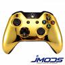 Xbox One 1 Custom Wireless Controller (Chrome Gold Standard) New 3.5mm jack