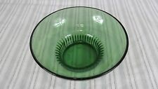 Vintage Emerald Green A.L. Randall Co. Decorative Bowl Flower Floral Collector'S