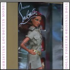 2009 Christian Louboutin Dolly Forever Barbie Doll For The Adult Collector NRFB