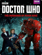 DOCTOR WHO: THE HUSBANDS OF RIVER SONG DVD - CHRISTMAS SPECIAL