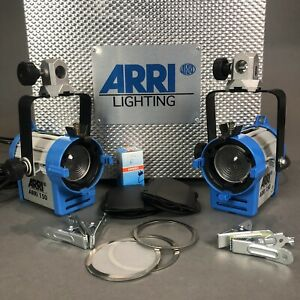 arri 150 Kit With Case CLEAN