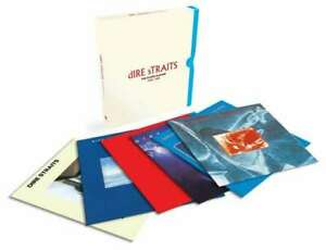 DIRE STRAITS - The complete stodio album 1978/1991 (2020) 8 LP