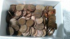 Bulk 1 and 2 cent coins - 2.5 kg net weight