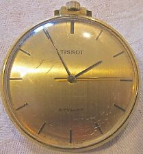 "MONTRE KUNST -Deko TISSOT ""STYLIST ""XX Jh., IN PESSACH GOLD,N ° 23"