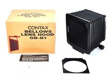 CONTAX 645 Bellows Lens Hood GB-B1 with Box  from Japan