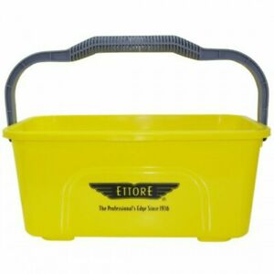 Ettore Compact Window Cleaning Bucket and Lid 10L