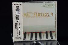 Final Fantasy V Piano Collections Original Soundtrack NTCP-1002