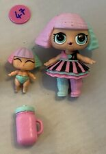 LOL SURPRISE DOLLS PRANKSTA BABE BABY SERIES 2 And Lil
