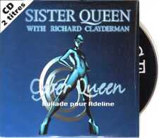 Sister Queen with Richard Clayderman - Cyber Queen - CDS - 1996 - House 2TR Card