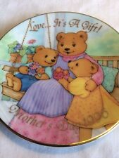 Vintage 1996 Mothers Day Avon Plate
