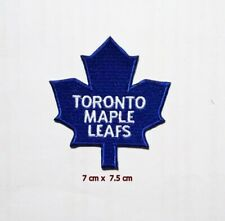 Toronto Maple Leafs  Sport Logo NHL Embroidery Patch Iron and sewing on Clothes