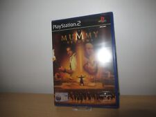 The Mummy Returns Sony PlayStation 2 Ps2 Game