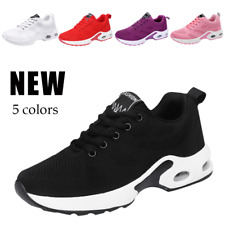 Women's Lightweight Training Running Shoes Athletic Walking Tennis Sneakers
