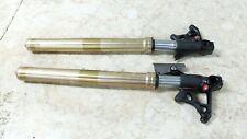 13 Triumph 1050 Speed Triple front forks fork tubes shocks