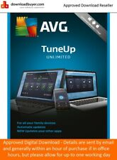 AVG TuneUp 2019 2 Years/Unlimited Devices (Approved Digital Download)