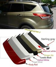 Factory Style Spoiler Wing ABS for 2013-2016 Ford Escape Kuga Spoilers up