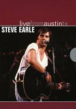 Steve Earle - Live from Austin TX [New DVD]